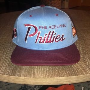 Philadelphia Phillies ✅ Cooperstown Snapback